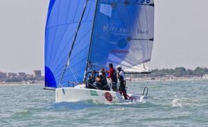 enrico zennaro campionato italiano minialtura 2015 chioggia il portodimare vela veneta velaveneta melges 24 little wing slow